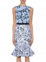 Mary Katrantzou Anne Catherine printed dress ~ designer dresses ~ womens luxury clothing ~ occasion wear