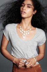 Statement necklace from stelladot.co.uk. Luxe style necklaces / luxury looking jewellery