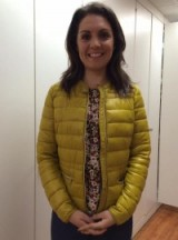 Laura Tobin wears a La Redoute UK jacket! #prettyinyellow  #