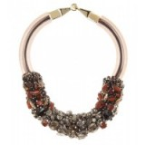Marni crystal embellished necklace. Statement necklaces – designer fashion jewellery – chunky jewelry