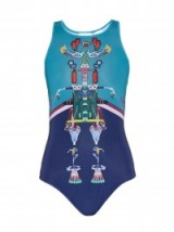 Adidas Originals by Mary Katrantzou ~ Digital print body ~ designer bodysuits