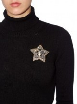 I love this Elsie crystal star brooch from Lanvin…perfect for adding a touch of sparkle to any outfit. Designer fashion brooches – costume jewellery