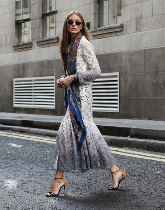 Olivia Palermo Style Icons Celebrity Fashion