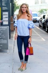 Olivia Palermo – style icons – casual celebrity outfits
