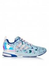 Adidas Originals by Mary Katrantzou ~ ZX Flux People print trainers ~ designer trainers ~ womens sportswear ~ sports footwear ~