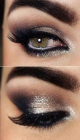 glamour ~ glamorous eye make-up