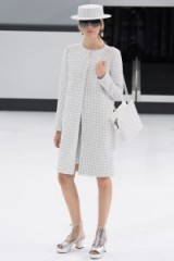 Chanel RTW Spring/Summer 2016 Paris Fashion Week. runway clothing ~ designer trends ~ luxe accessories ~ coats & hats ~ chic outfits