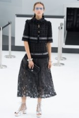 Chanel RTW Spring/Summer 2016 Paris Fashion Week. runway clothing ~ designer trends ~ luxe outfits