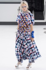 Chanel RTW Spring/Summer 2016 Paris Fashion Week. runway clothing ~ designer trends ~ luxe accessories ~ bold prints ~ outfits