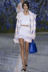 Christian Dior Ready To Wear S/S 2016 at PFW. runway fashion ~ spring/summer trends ~ designer clothing