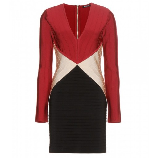 dress bodycon dresses designer clothes luxury fitted fashion
