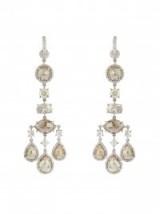 NSR NINA RUNSDORF Diamond & white-gold earrings – statement jewellery – luxury jewelry – occasion drop earrings