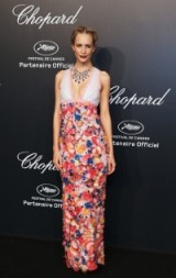 Poppy Delevingne in Chanel ~ style icons ~ stylish women ~ celebrity gowns