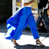 Street style chic ~ trousers ~ spring ~ fashion
