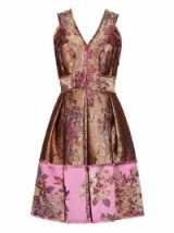 ERDEM Fabienne floral-jacquard dress ~ designer clothes ~ luxury dresses