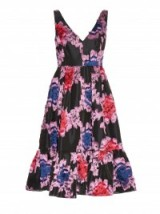 ERDEM Gracie fil coupé dress ~ designer dresses ~ floral prints ~ occasion fashion