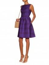ERDEM Kenya cloqué dress ~ luxury fit and flare dresses ~ designer fashion