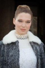 French actress Lea Seydoux – actresses – chic style