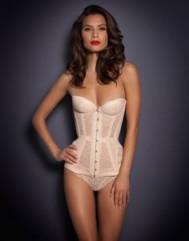 Pink corset…what every girl needs! #lingerie #underwear