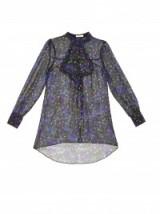 ERDEM Magdalene blouse ~ sheer blouses ~ designer clothes