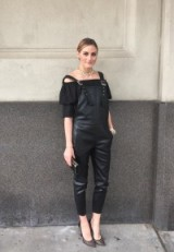 Olivia Palermo Seaport Studios Opening, June 2015 – style icon