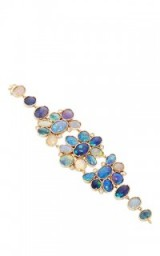 IRENE NEUWIRTH One Of A Kind 18k Rose Gold And Opal Bracelet