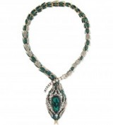 glamorous jewellery ~ ROBERTO CAVALLI serpent necklace