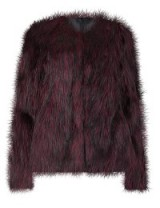 Home Women Coats & Jackets Prev WATCH THE VIDEO ZOOM Next M&S COLLECTION New Textured Tipped Faux Fur Overcoat wine mix. Womens warm jackets – winter coats – fluffy outerwear – Marks & Spencer clothing