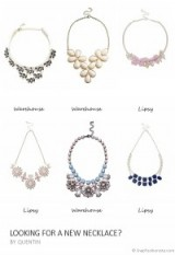 Necklaces that make you go wow! #lipsy #warehouse