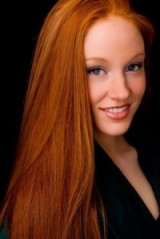 Fabulous straight red hair…can't go wrong!