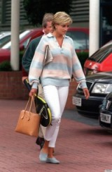 Princess Diana's casual style ~ royal fashion ~ royalty