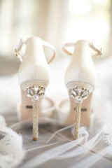 So elegant! These are Wedding to shoes to die for! Really love them!