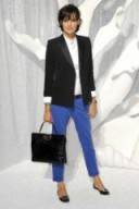 Ines de la Fressange – modern-day French style icon – chic outfits