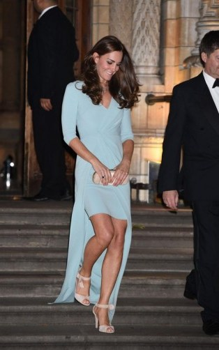 Catherine Duchess of Cambridge looking glamorous in a