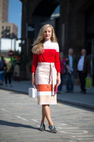 Kate Foley Street Style Stylish Women Chic Outfits