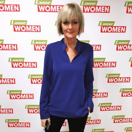 Loose Women's Jane Moore in a Y.A.S blue top