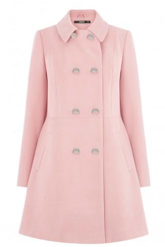 OASIS DB Princess Coat pink ~ winter coats ~ stylish fashion ~ style