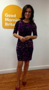 Don't know how she does it, but Susanna Reid always looks fab in the morning #faithshoes #thisiswhistles