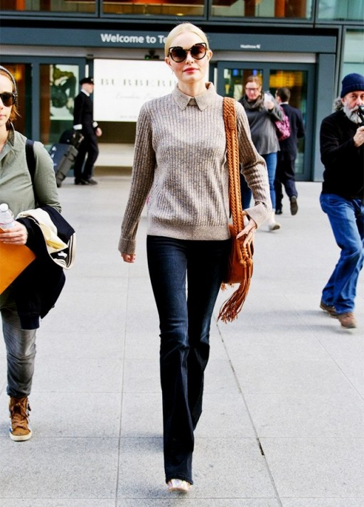 Kate Bosworth casual street style chic | SnapFashionista.com