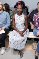 actress Lupita Nyong'o ~ beautiful women ~ stylish celebrities ~ women with style