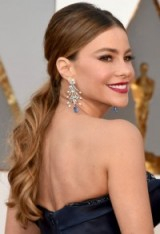 Oscars hair ~ Sofia Vergara