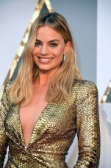 Oscars hair ~ Margot Robbie