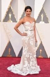 Priyanka Chopra in Zuhair Murad – 2016 Oscars gowns – red carpet looks