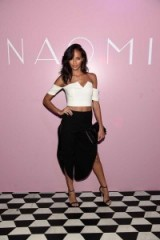 Model Gracie Carvahlo at the launch of Naomi hosted by Marc Jacobs and Benedikt Taschen in New York, April 2016. Models at events – celebrity outfits – red carpet looks