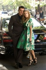Carrie Bradshaw and Mr. Big – Sex and the City fashion – Carrie's style – Carrie Bradshaw's wardrobe