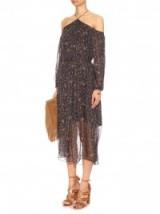 ZIMMERMANN Havoc floral-print silk dress ~ luxe ~ boho ~ chic ~ luxury dresses ~ summer parties ~ feminine ~ occasion wear ~ designer fashion