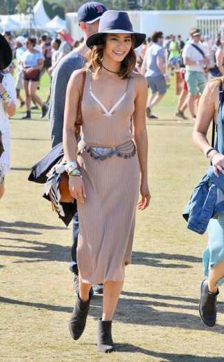 Jamie Chung At Coachella Festival In California April 2016 Celeb