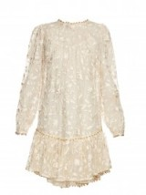 ZIMMERMANN Master drop-waisted embroidered dress ~ luxe ~ luxury ~ fashion ~ dresses