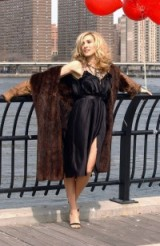 Carrie Bradshaw glamour