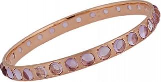 IRENE NEUWIRTH Gemstone Bangle / amethysts / amethyst bangles / luxe jewelry